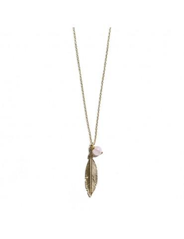 Rosequartz Dream halskæde