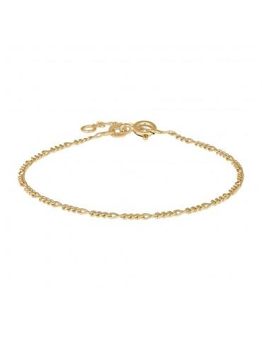 Nordahl guld armbånd