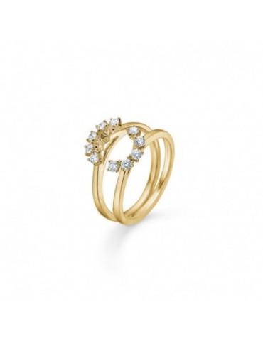 Mads Z. Crown Tiara ring