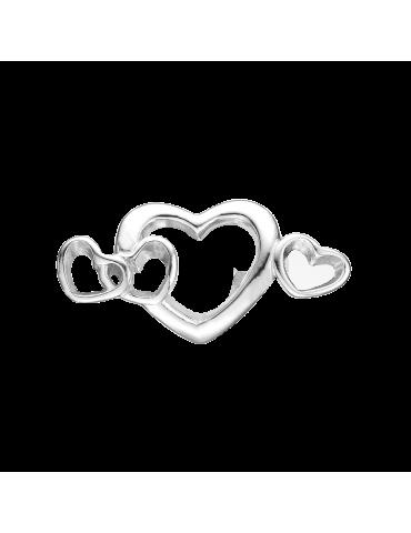 Christina charm - 4 Hearts...