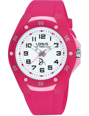 Lorus ur med lys