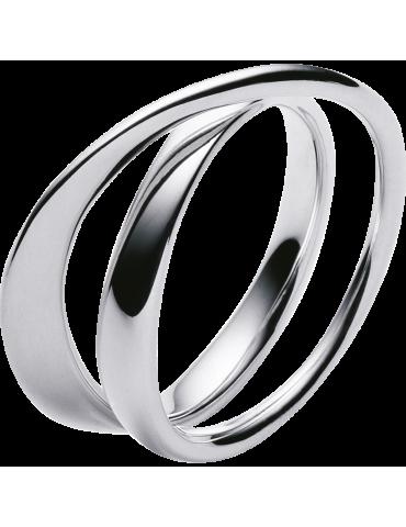 Georg Jensen Möbius ring