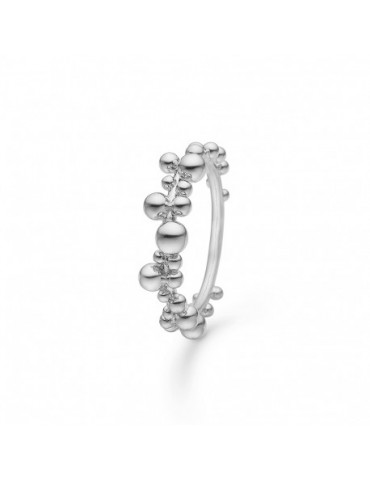 Mads Z - sølv ring - Bubbles