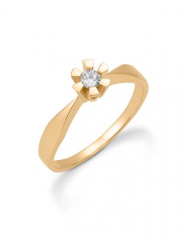 Aagaard Eternity ring