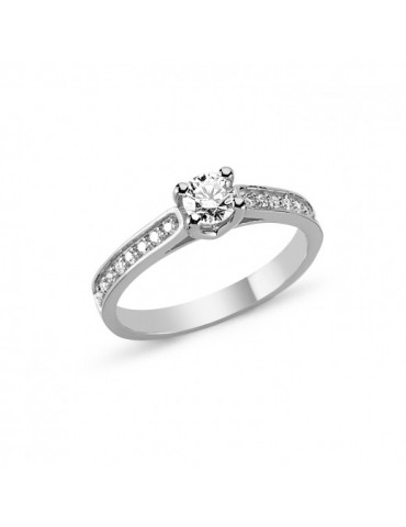Nuran ring - Bella 0,33ct