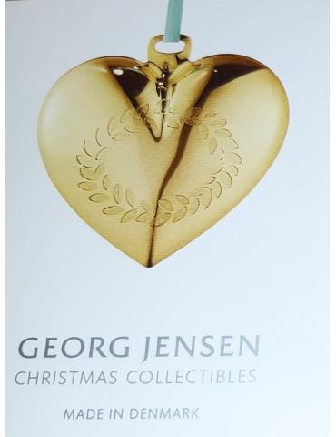 2016 GEORG JENSEN JULEHJERTE