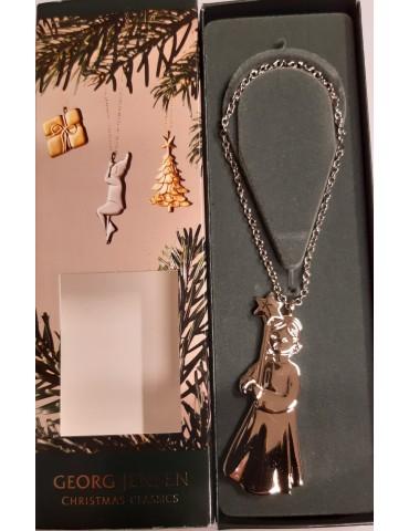 Ornament - PLATINERET -...