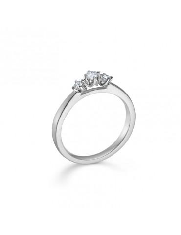 Mads Z. Crown Trinity ring