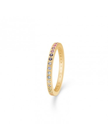 Mads Z. 14kt ring - Poetry...