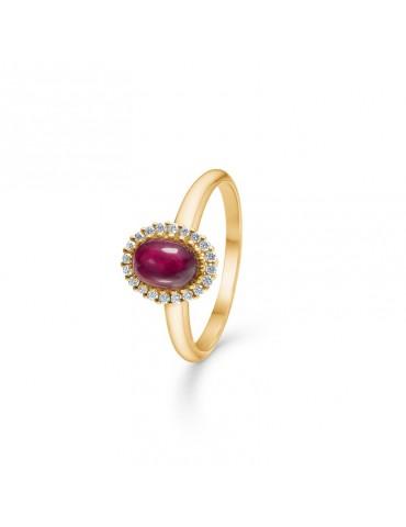Mads Z. ring Royal Ruby