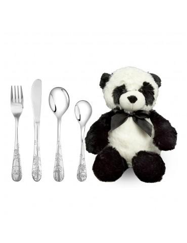 Børnebestik - Panda...