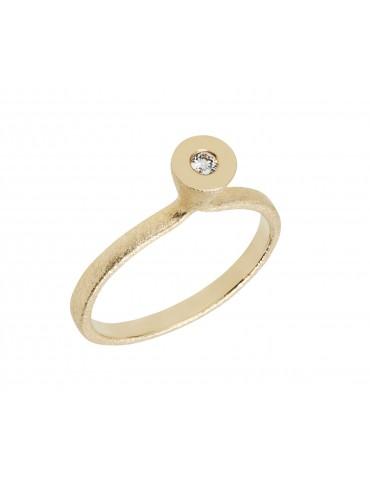Heiring guld ring