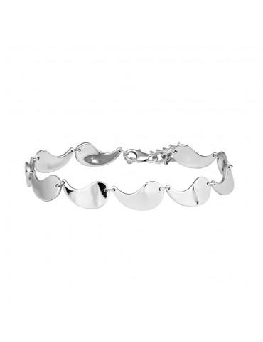 Nordahl sølv armbånd