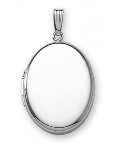 NOA sølv medaljon