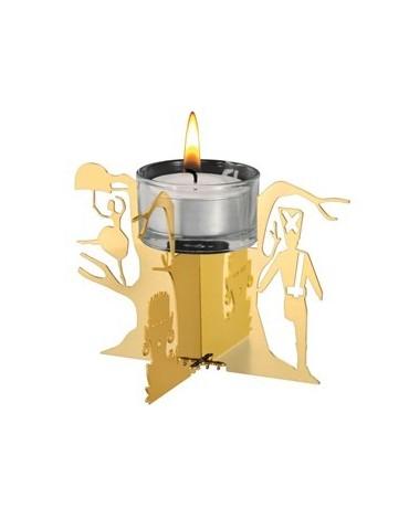 HCA Julepynt lysestage