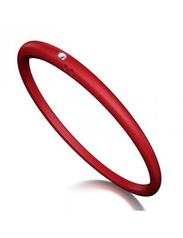 DuePunti armring Ruby Red