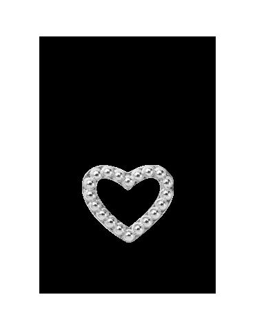 Christina charm Heart Dots