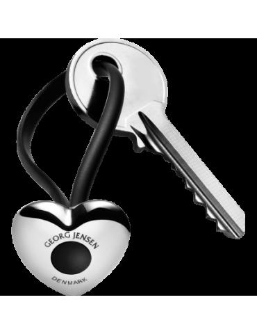 Hjerte nøglering