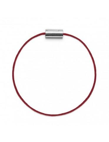 Black Sun armbånd rød