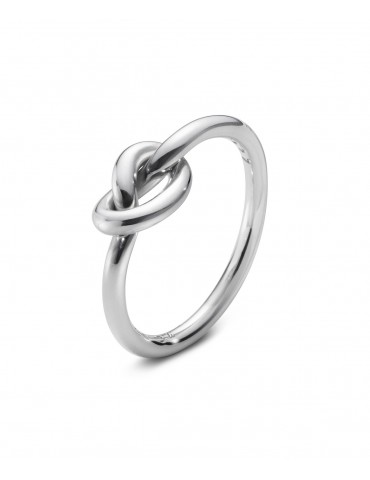 Georg Jensen Love Knot ring