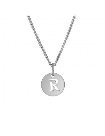Nordahl Letters R halskæde