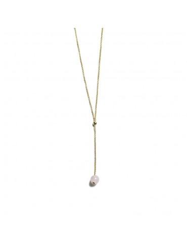 Rosequartz Passion halskæde