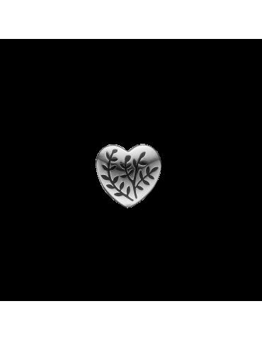Christina charm Fern Heart