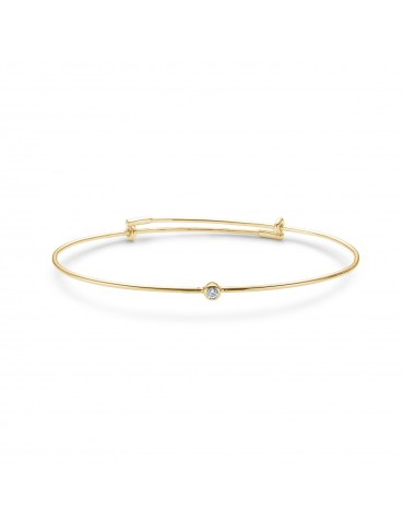 Mads Z. Solitaire armring