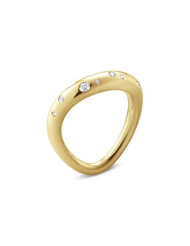 Georg Jensen Offspring ring...