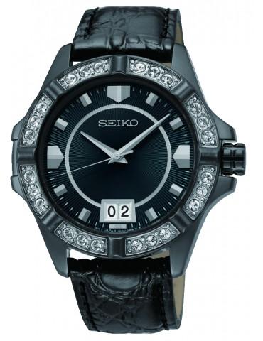 Seiko ur med rem