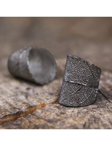 PureLeaf - ring -MAIA black...