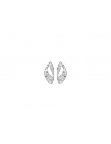 Jeweltime Sølv ørestikker
