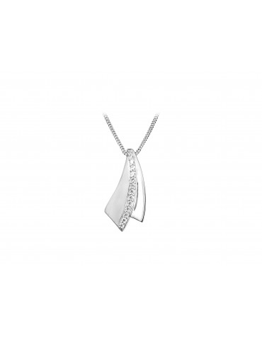 Jeweltime Sølv Halskæde