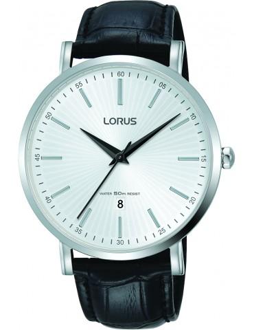 Lorus ur - stål med rem